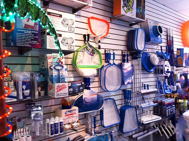 Accessories & Chemicals